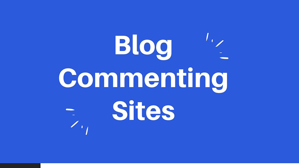 100+ Dofollow Blog Commenting Sites list 2020
