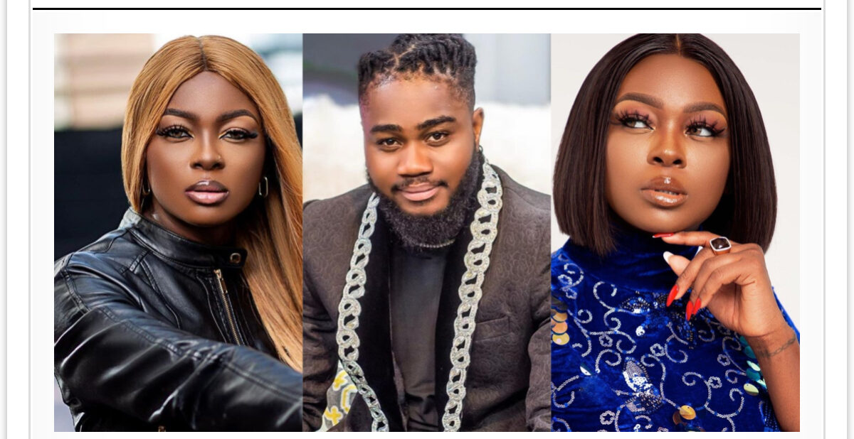 #BBNaijaReunioun: I Had S€x With Praise But He Lasted Only 5 seconds – Ka3na Makes Shocking Confession (video)